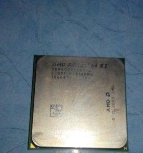 Процессор amd athlon 64 х2