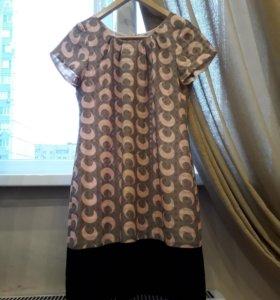 Платье Chanel 100% шелк, р. 44