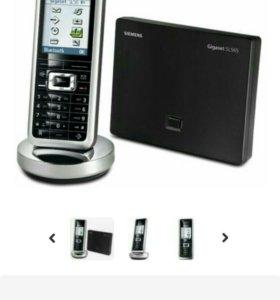 Домашний телефон Siemens Gigaset SL565