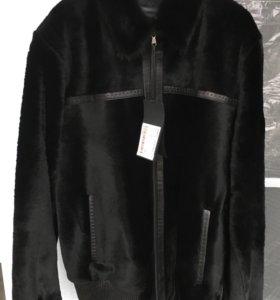 Куртка (Норка стриженная) Новая