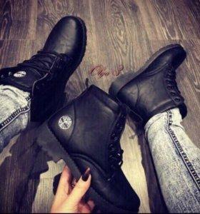 ботинки зима размеры 35.36.37