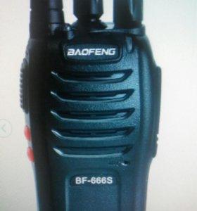 Рация Baofeng 666