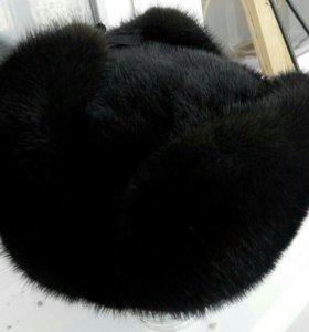 Продам норковую шапку - ушанку