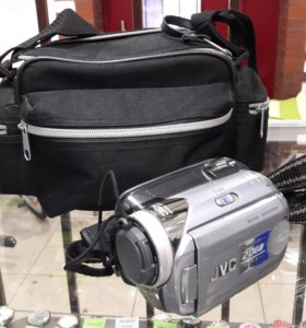 Видеокамера JVC Everio GZ-MG27