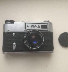 Фотоаппарат ФЭД 5в. 🇷🇺