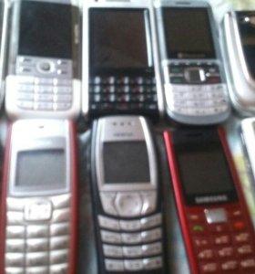 Нецветные Телефоны Nokia