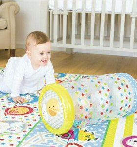 Надувной цилиндр baby fitnes imaginarium