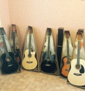 Гитары новые и б/у