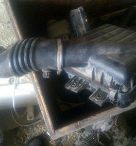 Корпус воздушного фильтра на Lanos