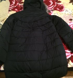Новая куртка.