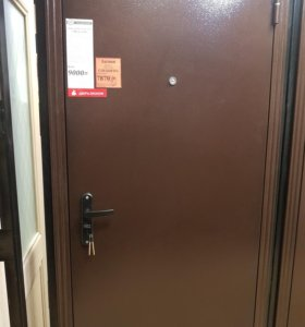 Дверь эконом Меги 110