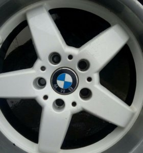 """Диски на BMW 17"""""""