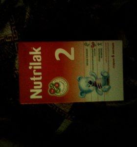 Смесь Nutrilak 2 .
