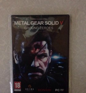 Игра Metal Gear Solid V