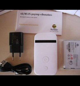 4G роутер ZTE MF90+ WiFi