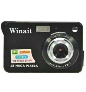 Цифровая камера Winait 18MP