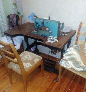 Ремонт одежды и мех.изделий