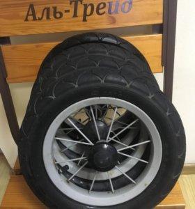 Колёса надувные для коляски