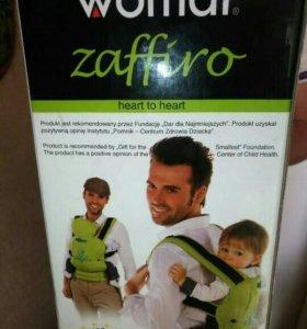 Слинг Womar Zaffiro Eco Design:-Эрго-рюкзак-кенгур