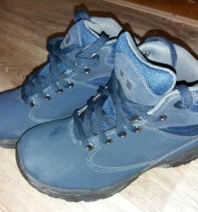 Женские ботинки зимние.