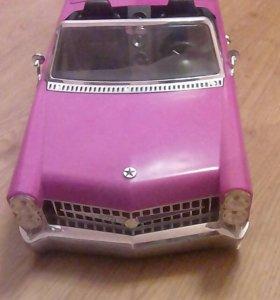 Машина для девочек с радио настоящим