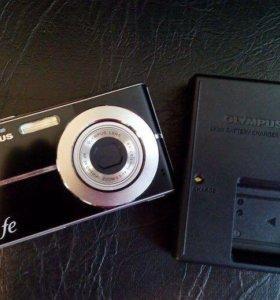 Фотоаппарат Olympus Fe-3000 10 Mega pixels