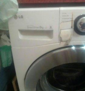Lg стиральная машина на 8кг