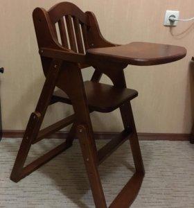 Детский стульчик для кормления малыша на заказ