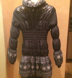 Зимняя куртка для беременных.
