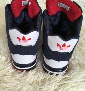 Новые кроссовки (зима)