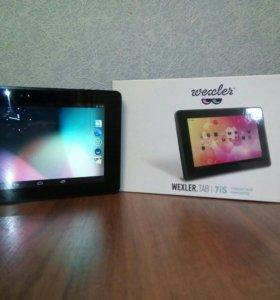 Планшет Wexler TAB 7is 3G