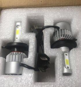 Диодные лампы Н4