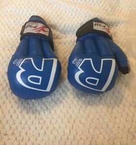 Перчатки для рукопашного боя рэй спорт . Детские