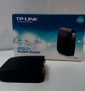 Wi-Fi роутер TP-Link TD811