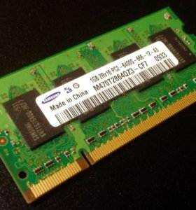 1 GB DDR2