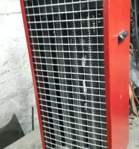Электрически калорифер