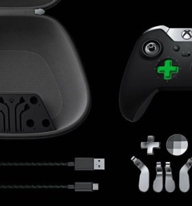 Беспроводной геймпад Xbox Elite