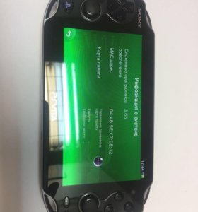 Sony PlayStation Vita Wi-Fi PCH-1004