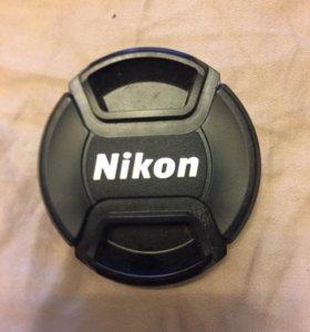 Крышка Nikon 52mm lc52