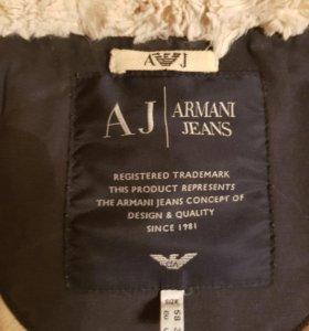 Куртка зимняя Armani Jeans