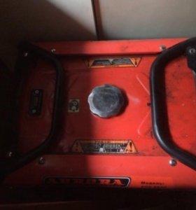 Бензиновый генератор aurora AGE 2500 с документами