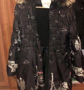 Пальто зимние женское