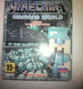 Диск Minecraft