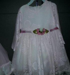 платье новое,размер 98