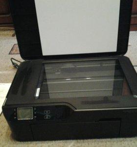 МФУ WI-FI HP Deskjet Ink Advantage 3525 + картридж
