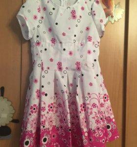 Платье и костюм для девочки