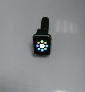 Smart wath часы на андроиде