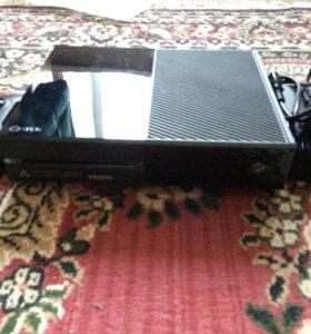 Продам приставку xbox one 500гб  торг