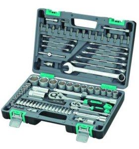 Набор инструментов Stels 82 предмета.
