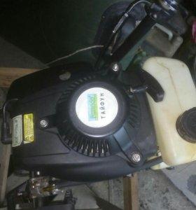 Лодочный мотор Тайфун-4 л.с.